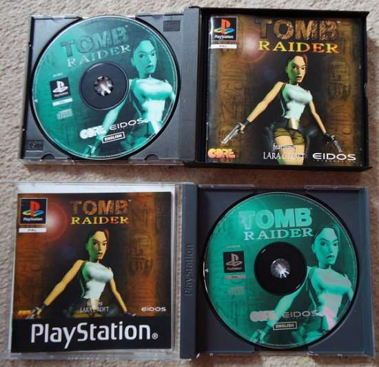 Tomb Raider Big Box The Mystery Of Sles 00024 Cp Caroline S