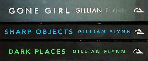 gone girl spines